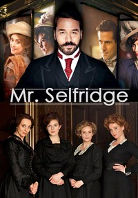 Mr. Selfridge movie cover