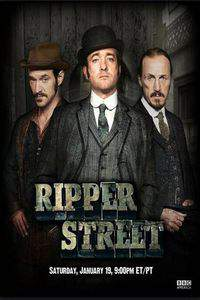 Ripper Street movie cover