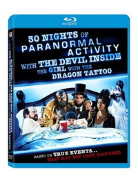30 Nights of Paranormal Activity with the Devil Inside the Girl with the Dragon Tattoo main cover