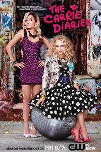The Carrie Diaries movie cover
