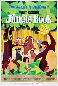 The Jungle Book main cover
