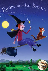 Room on the Broom main cover