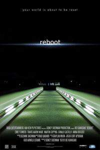 Reboot main cover