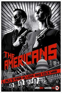The Americans movie cover