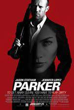 parker movie cover