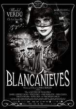 blancanieves movie cover