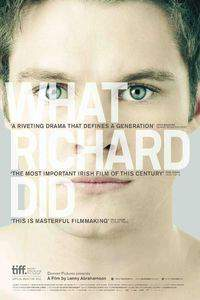 What Richard Did main cover