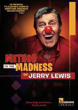 method_to_the_madness_of_jerry_lewis movie cover