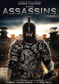 The Assassins main cover