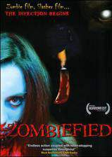 zombiefied movie cover