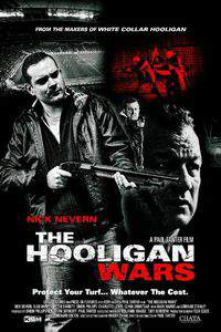 The Hooligan Wars main cover