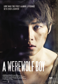 A Werewolf Boy main cover