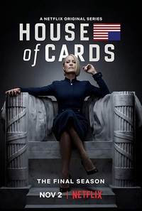 House of Cards movie cover