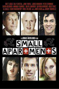 Small Apartments main cover