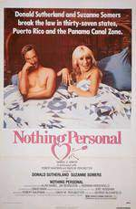 nothing_personal_1980 movie cover