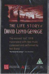 The Life Story of David Lloyd George main cover