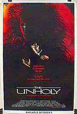 the_unholy movie cover