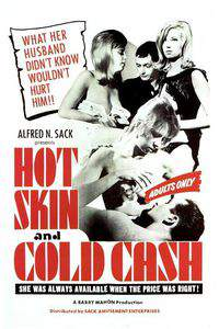 Hot Skin, Cold Cash main cover