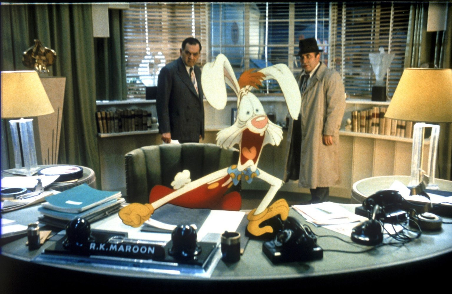 Download Who Framed Roger Rabbit movie for iPod/iPhone/iPad in hd ...