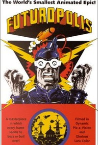 Futuropolis main cover