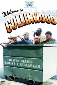 Welcome to Collinwood main cover