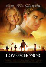 love_and_honor_2013 movie cover