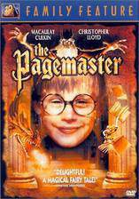 the_pagemaster movie cover