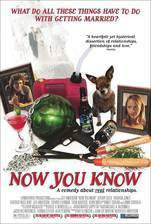 now_you_know movie cover