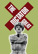 The Great Dictator movie cover
