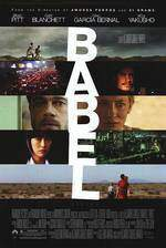 babel movie cover