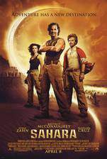 sahara movie cover