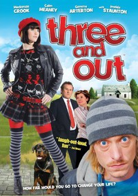 Three and Out main cover