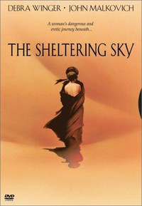 The Sheltering Sky main cover