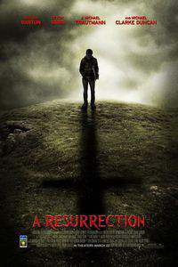 A Resurrection main cover