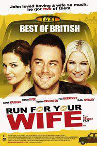 Run for Your Wife main cover