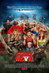 Scary MoVie 5 main cover