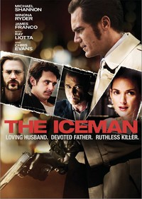 The Iceman main cover
