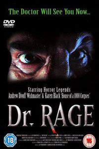 Dr. Rage main cover