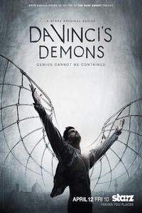 Da Vinci's Demons movie cover