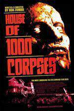 house_of_1000_corpses movie cover