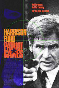 Patriot Games main cover