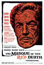 the_masque_of_the_red_death movie cover