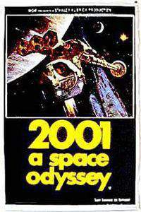 2001: A Space Odyssey main cover