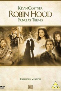 Robin Hood: Prince of Thieves main cover