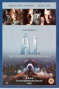 Artificial Intelligence: AI main cover
