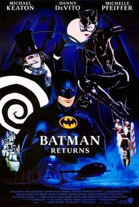 Batman Returns main cover