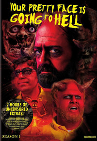 Your Pretty Face Is Going to Hell movie cover