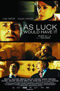 As Luck Would Have It main cover