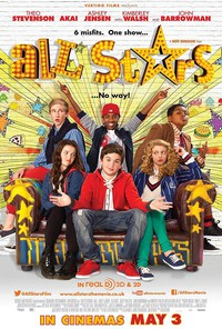All Stars main cover