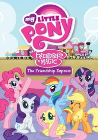 My Little Pony: Friendship Is Magic movie cover